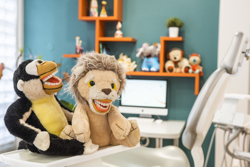 Honoraires dentiste enfant